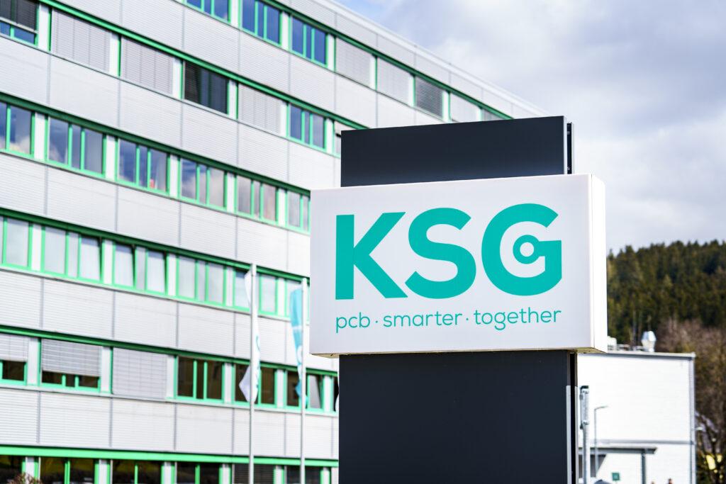 KSG exterior view at the Gornsdorf site