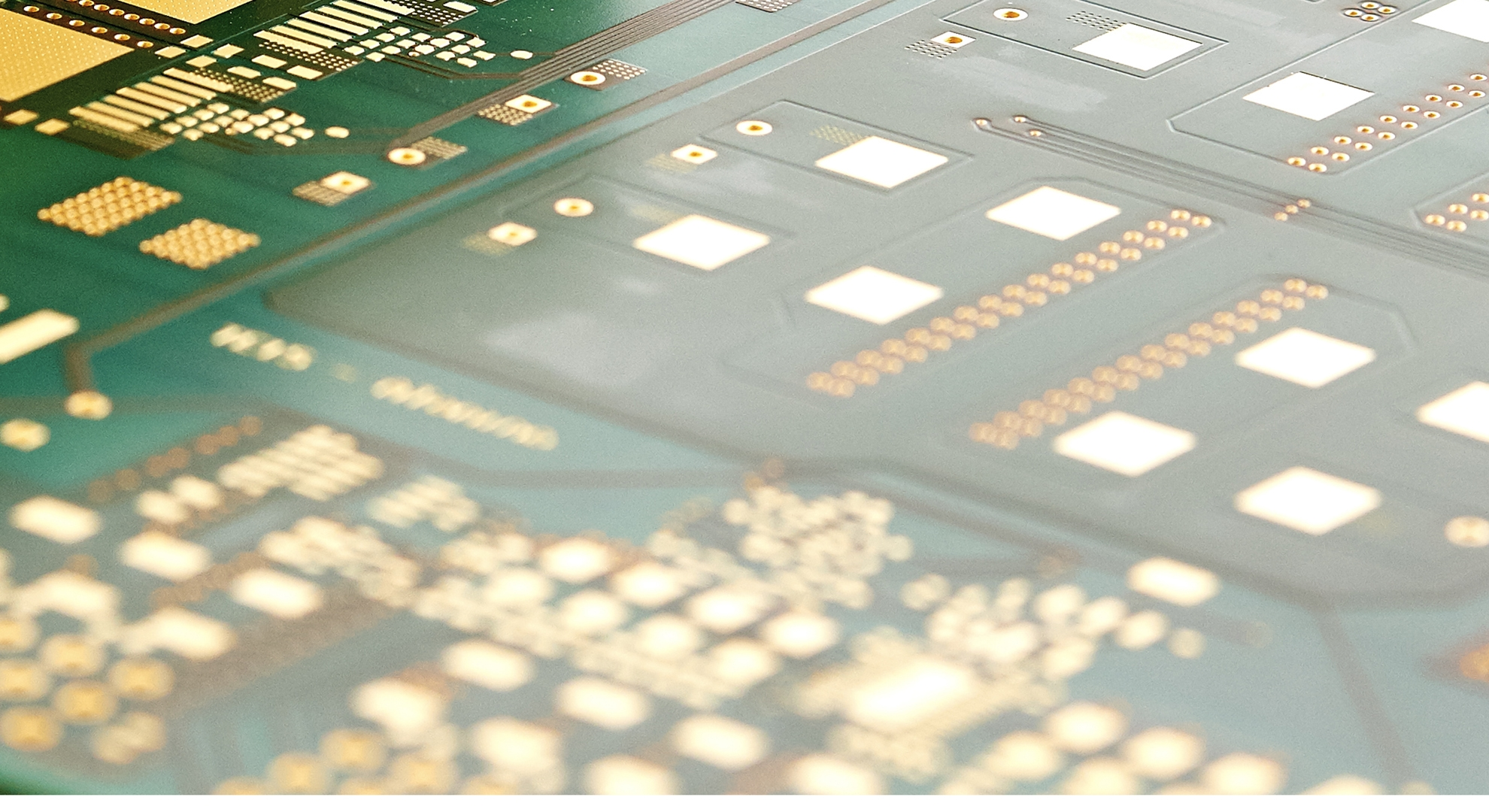 Soldering surface Printed circuit boards
